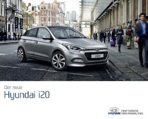 Der neue. Hyundai i20