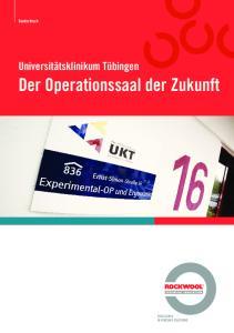 Der Operationssaal der Zukunft