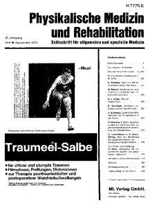 der Rehabilitation in