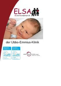 der Ubbo-Emmius-Klinik