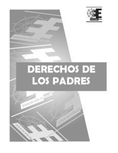 DERECHOS DE LOS PADRES