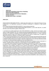 DERECHOS DE PROPIEDAD INTELECTUAL E INDUSTRIAL