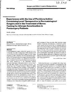 Dermatology 2002;204(suppl 1 ):52-58