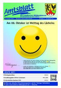 des Landkreises Hildburghausen mit Informationen aus dem Landkreis