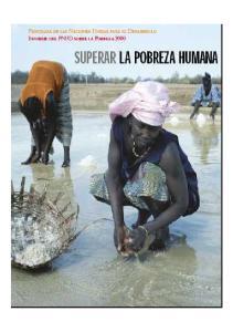 Desarrollo Sustentable: Ambito Social