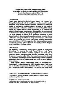 described in e.g. Nilsen 1992