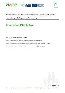 Description Pilot Action