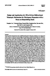 Design and Application of a Wire-Driven Bidirectional Telescopic Mechanism for Workspace Expansion with a Focus on Shipbuilding Tasks