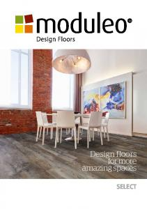 Design floors for more amazing spaces SELECT