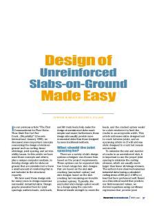 Design of. Made Easy