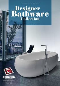 Designer. Bathware. Collection. rickmcleans.com.au Edition 24
