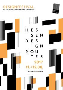 DESIGNFESTIVAL DER KULTUR- UND KREATIVWIRTSCHAFT HESSEN 2017
