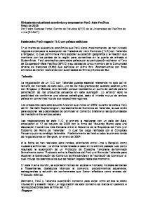Destacado: Perú negocia TLC con países asiáticos