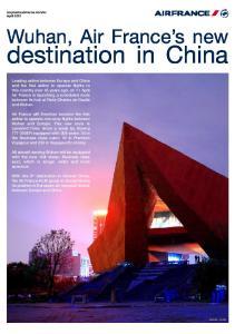 destination in China