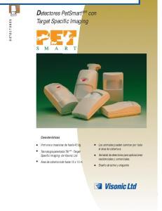 Detectores PetSmart MR con Target Specific Imaging