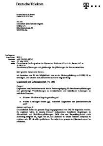 Deutsche Telekom!