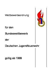 Deutschen Jugendfeuerwehr