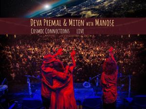Deva Premal & Miten with Manose Cosmic Connections