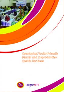 Developing Youth-Friendly Sexual and Reproductive Health Services