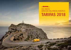 DHL PARCEL SERVICIOS DHL PARCEL EUROPLUS TARIFAS 2018