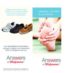diabetes: your feet & your shoes