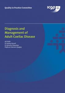 Diagnosis and Management of Adult Coeliac Disease