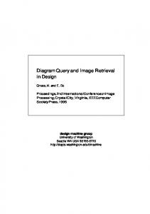Diagram Query and Image Retrieval in Design