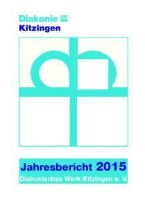 Diakonisches Werk Kitzingen e. V