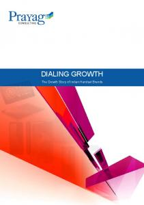 Dialing Growth. The Growth Story of Indian Handset Brands