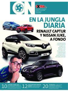 DIARIA EN LA JUNGLA RENAULT CAPTUR Y NISSAN JUKE, A FONDO