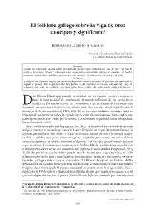 Dice Mircea Eliade que cuando se estudian las sociedades rurales europeas se