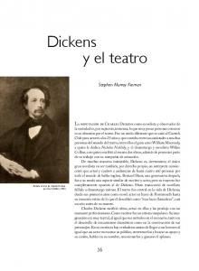 Dickens y el teatro. Stephen Murray Kiernan