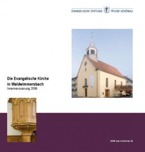 Die Evangelische Kirche in Waldwimmersbach Innenrenovierung 2006