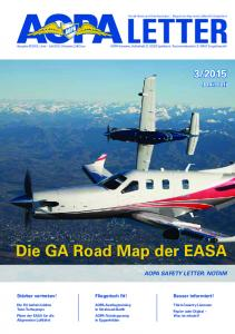 Die GA Road Map der EASA