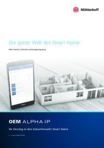 Die ganze Welt des Smart Home