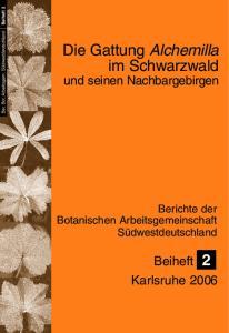 Die Gattung Alchemilla im Schwarzwald