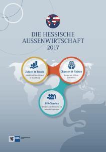 DIE HESSISCHE AUSSENWIRTSCHAFT 2017