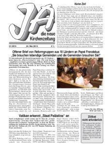 die neue Kirchenzeitung