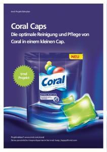 Die optimale Reinigung und Pflege von Coral in einem kleinen Cap
