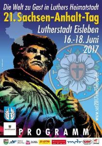 Die Welt zu Gast in Luthers Heimatstadt