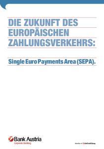 Die zukunft des europäischen Zahlungsverkehrs:
