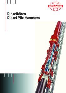 Dieselbären Diesel Pile Hammers