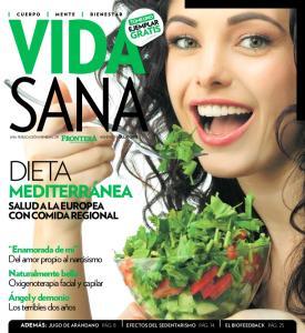 Dieta. Salud a la europea con comida regional