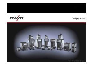 Dieter Kocab Oktober EWM HIGHTEC WELDING GmbH