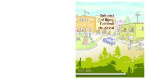 DIEZ. Habilidades Directivas de las Autoridades Municipales