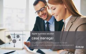 digital business solution case manager