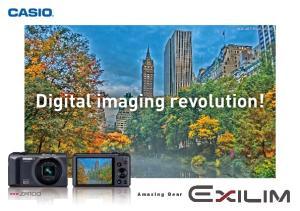 Digital imaging revolution!