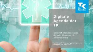 Digitale Agenda der TK