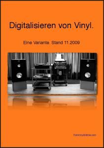 Digitalisieren von Vinyl