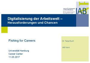 Digitalisierung der Arbeitswelt Herausforderungen und Chancen